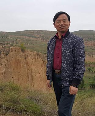 李景老师赴陕北写生